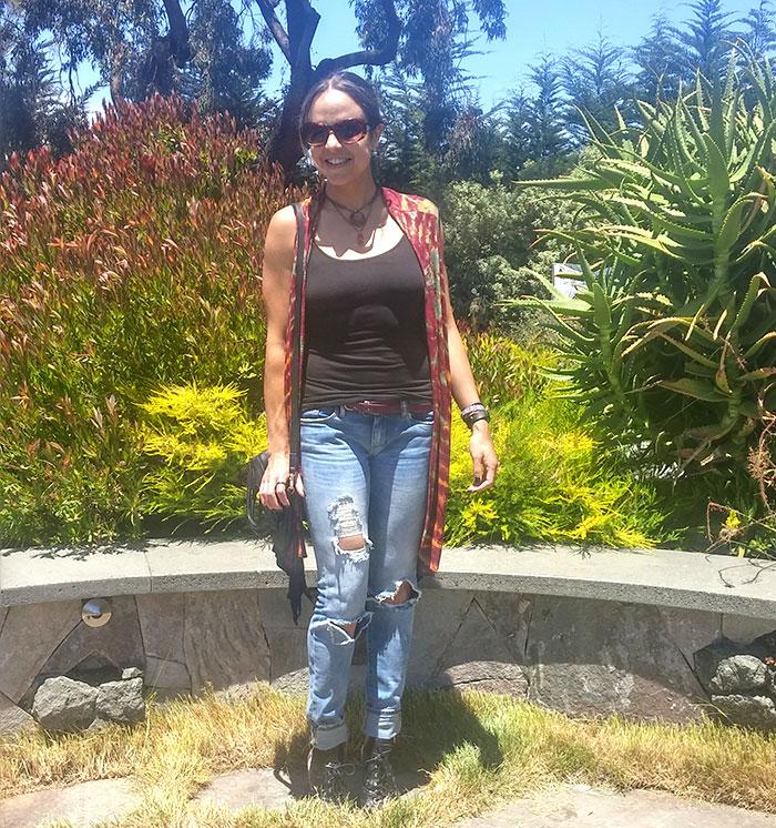 BLANKNYC at Brunch - In Garden