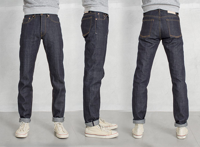 Responsibly Produced Jeans by Noble Denim - Men's Truman