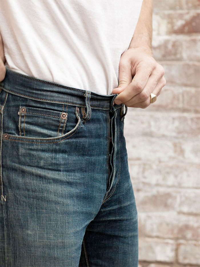 Responsibly Produced Jeans by Noble Denim - Men's