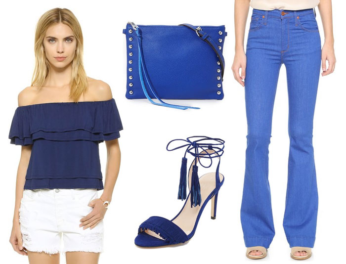 Shop Your Favorite Primary Colors at Shopbop - Blue