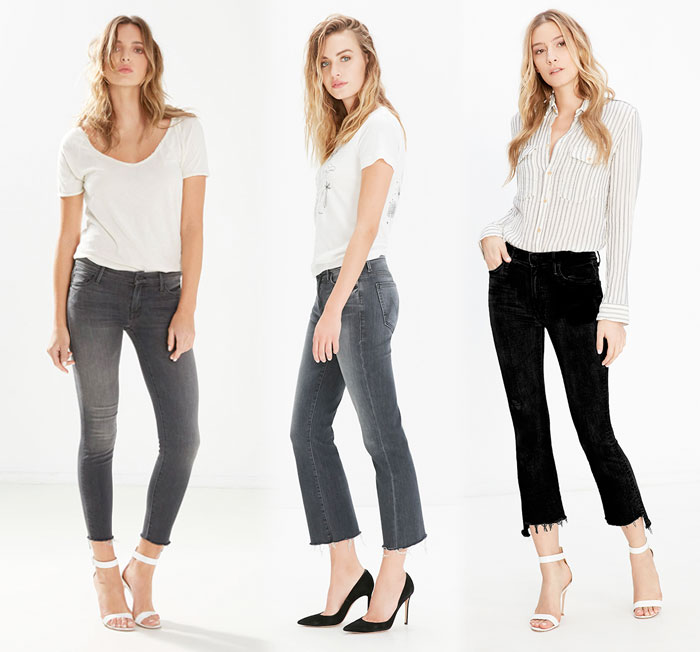 Elegant Dark Denim from The Black Sheep Story by MOTHER - Jeans 2