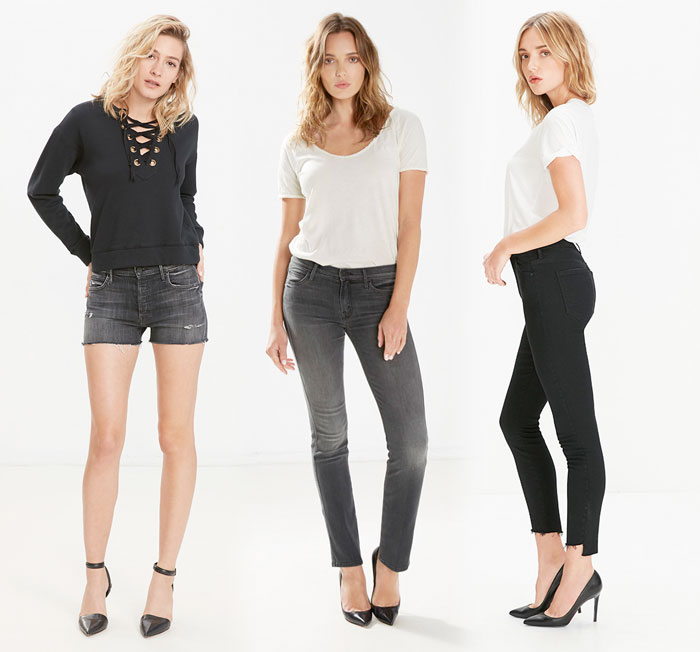 Elegant Dark Denim from The Black Sheep Story by MOTHER - Jeans 5