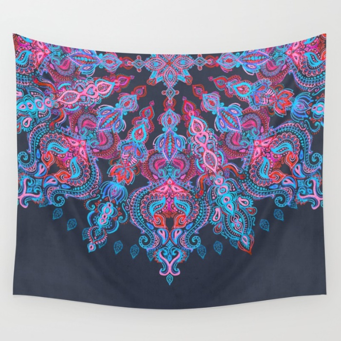 Tapestries for your Walls at Society6 - Escapism by Micklyn