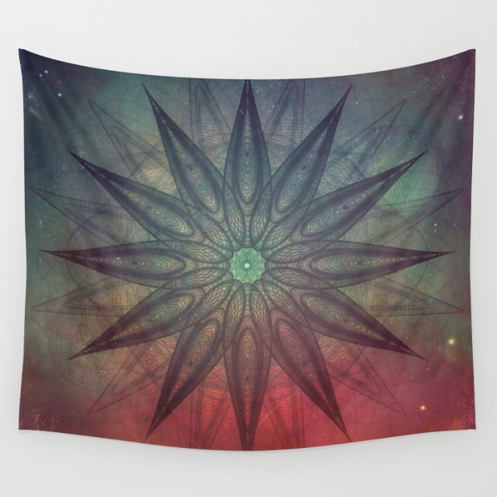 Tapestries for your Walls at Society6 - zmyyky lycke by Spires