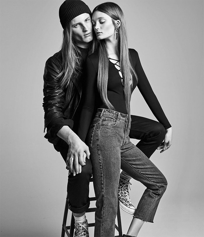 The Legendary and Innovative Parasuco Jeans - Promo Photo