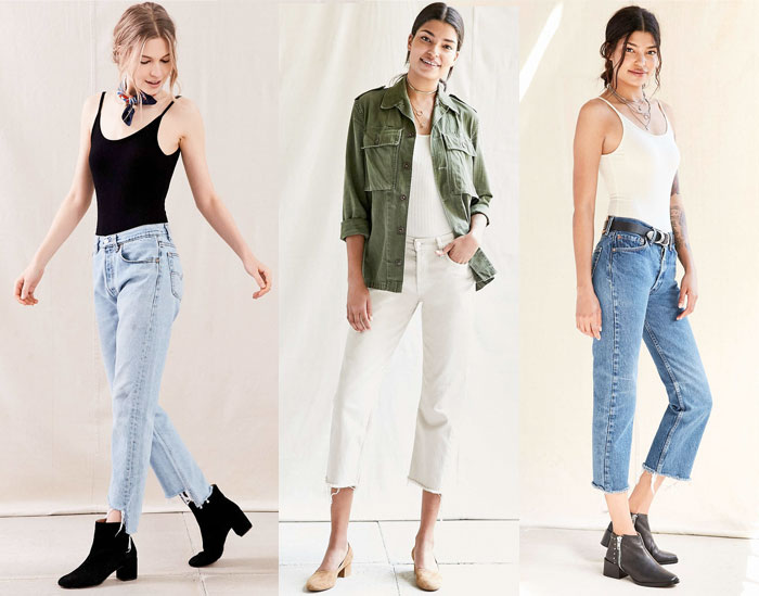 Urban Renewal Vintage Shop at Urban Outfitters - Jeans