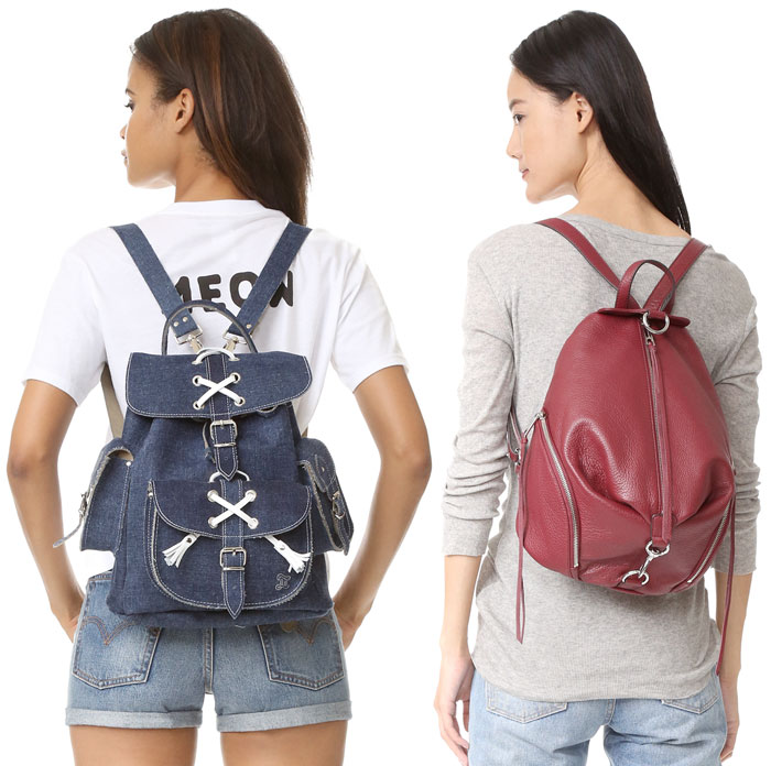 Backpacks are Back at Shopbop - Grafea and Minkoff