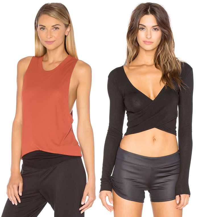 Eco Friendly and Modern Yoga Apparel by ALO - Tops 2