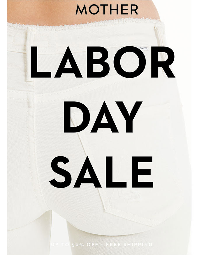 Best End of Summer and Labor Day Denim Sales - Mother