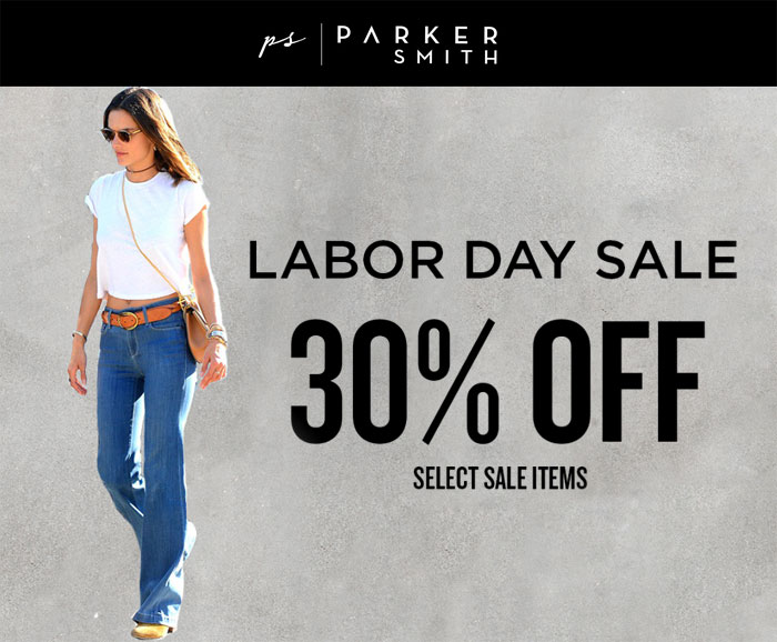 Best End of Summer and Labor Day Denim Sales - Parker Smith