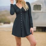The Fall 2016 Collection from Nomad's Hemp Wear - Anastasia Dress