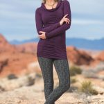 The Fall 2016 Collection from Nomad's Hemp Wear - Spectrum Tunic and Mosaic Leggings