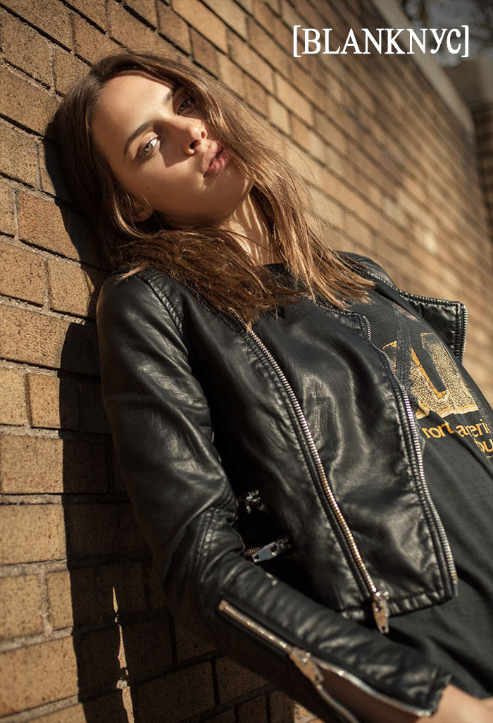 Back to Black for Fall with BLANKNYC