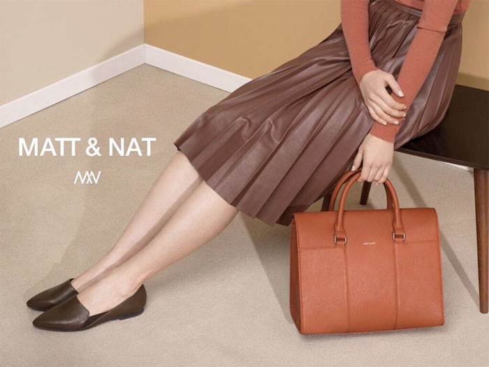 Vegan Handbags and Footwear from Matt & Nat