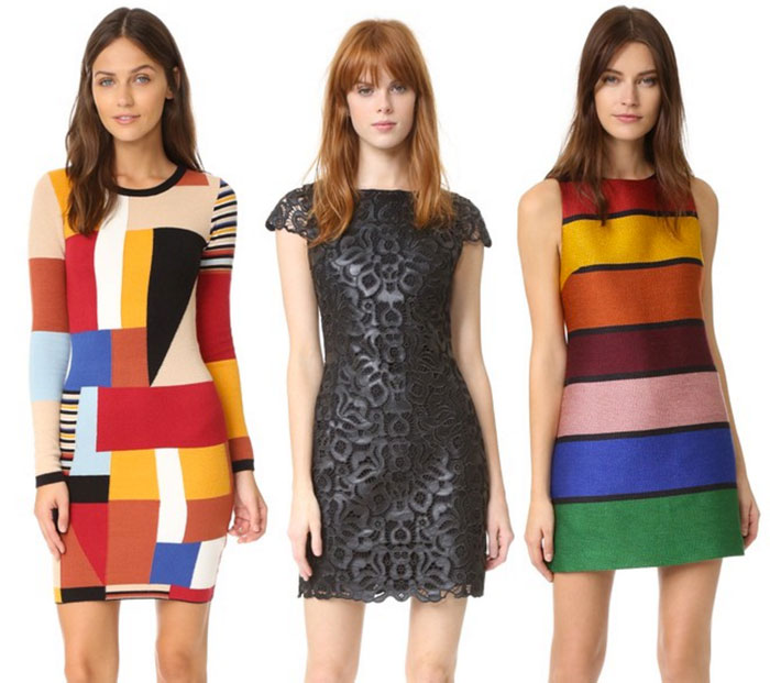 '70s Vibes with alice + olivia at Shopbop - Dresses