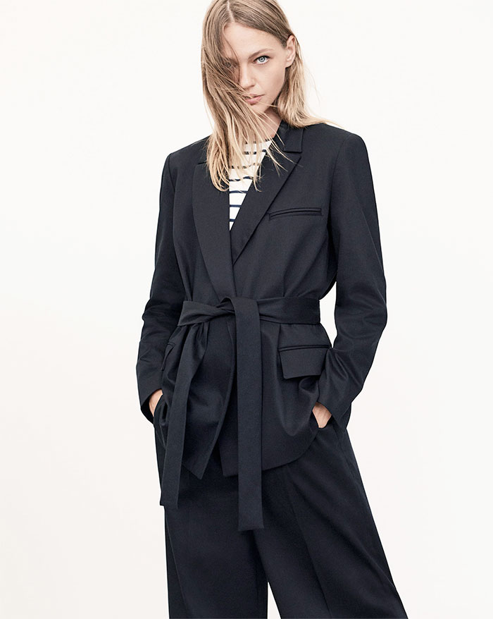 A New Sustainable Collection from Zara - Safari Dress