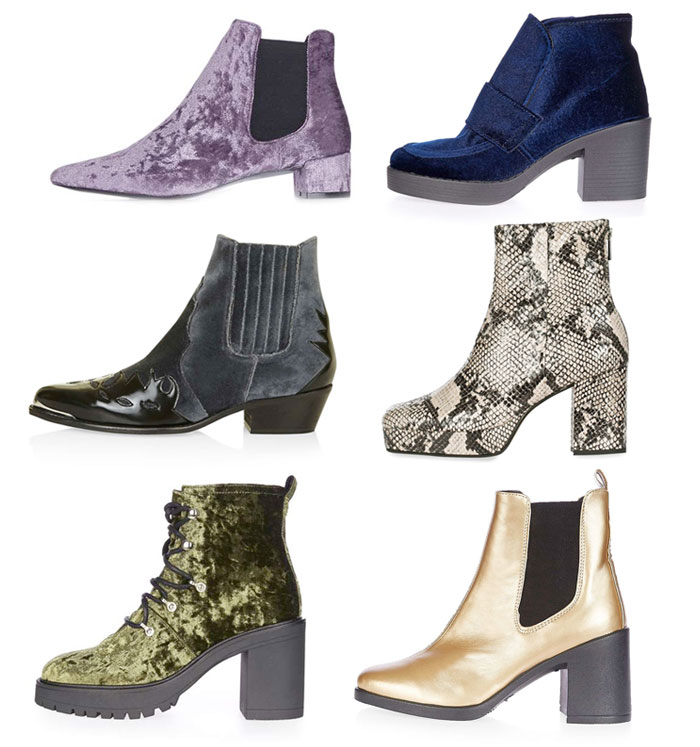 She's Folk Rock Collection at Topshop - Shoes