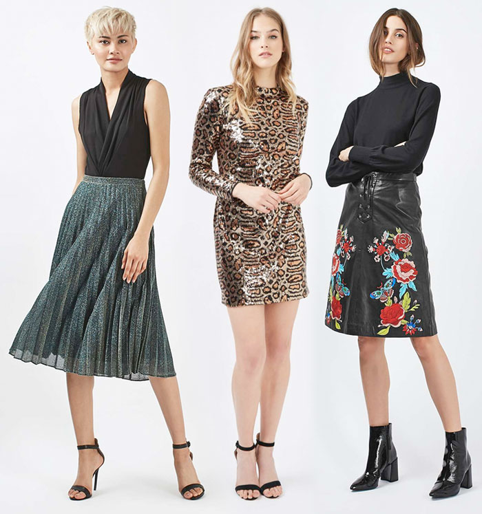 She's Folk Rock Collection at Topshop - Dresses and Skirts