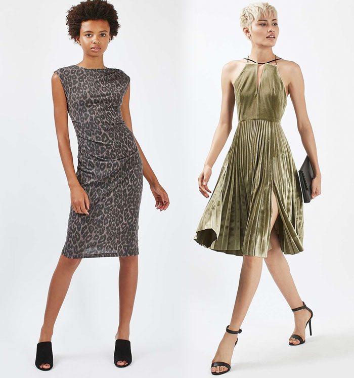She's Folk Rock Collection at Topshop - Dresses