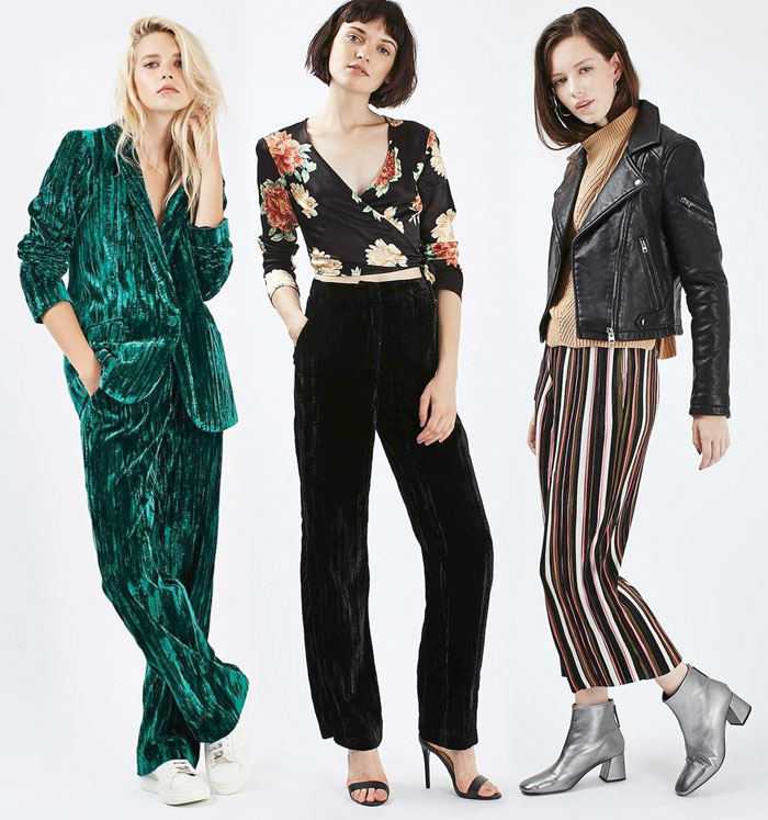 She's Folk Rock Collection at Topshop - Pants, Top and Jacket