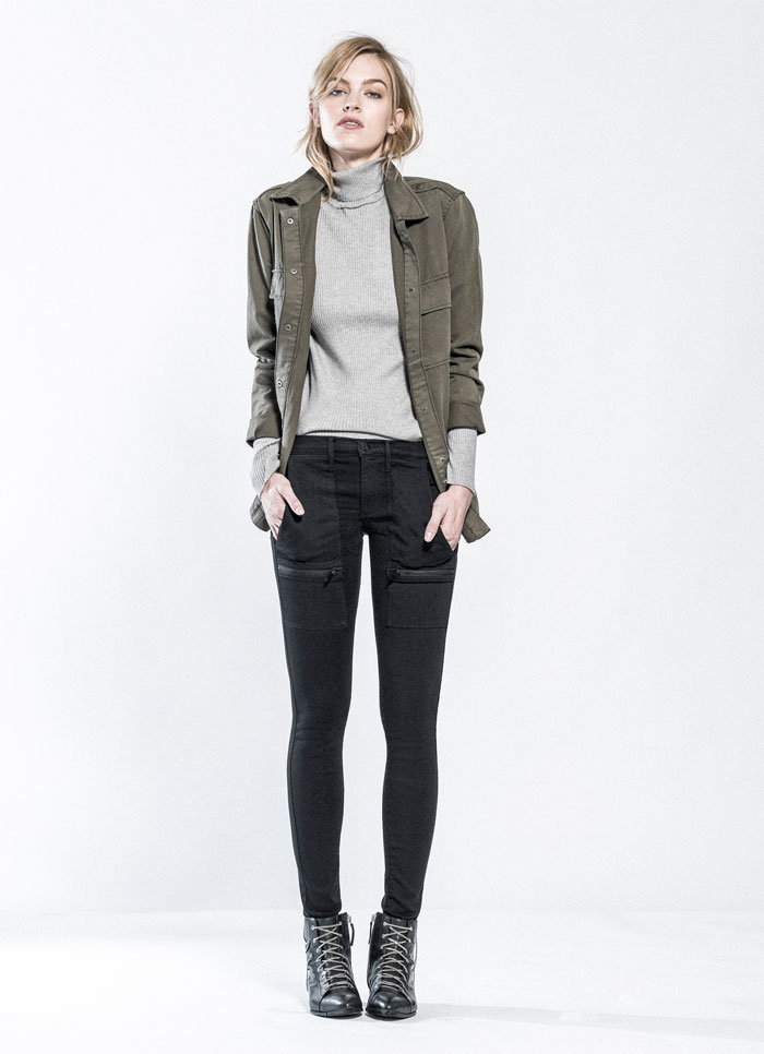 The So Black Denim Collection at Black Orchid - Cargo