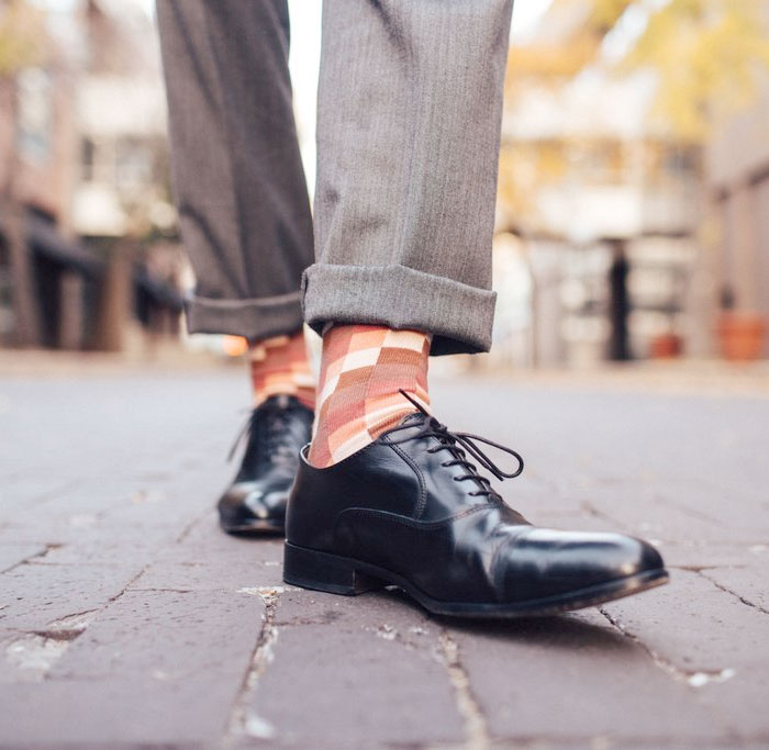 Support the Homeless with Mitscoots Outfitters - Men's Socks
