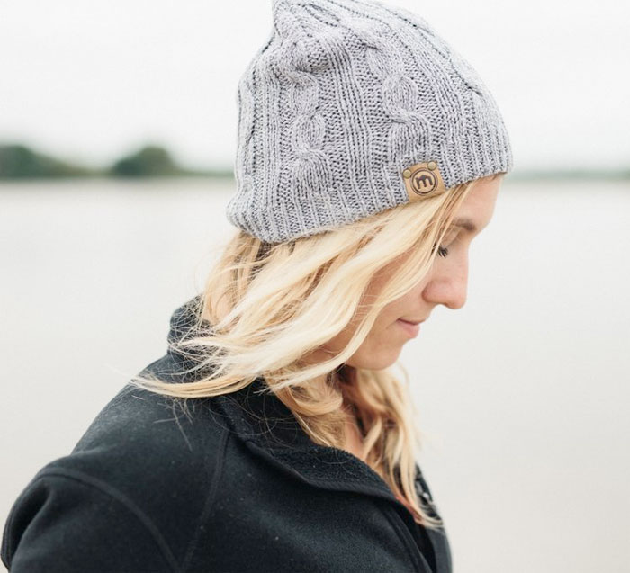 Support the Homeless with Mitscoots Outfitters - Women's Beanie