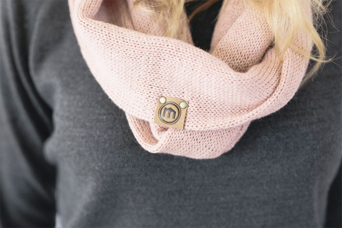 Support the Homeless with Mitscoots Outfitters - Women's Scarf
