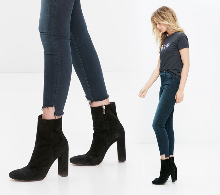 The Step Fray by Mother Denim - Stunner in All I Want