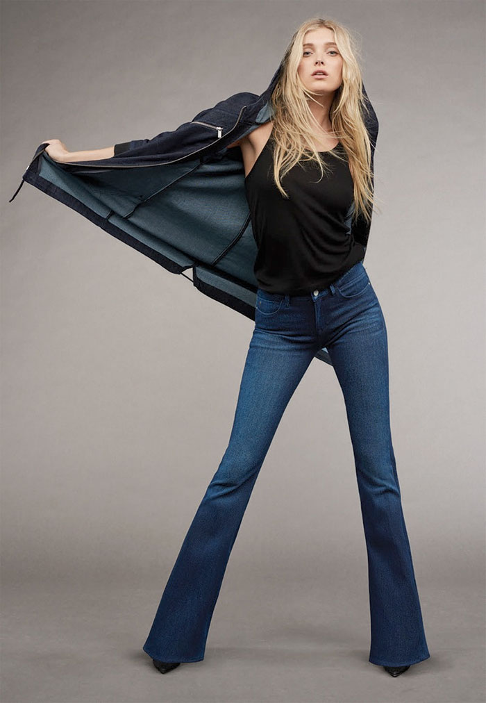 Elsa Hosk x Mavi for Indigo Move - Promo Shot 2 - Flare