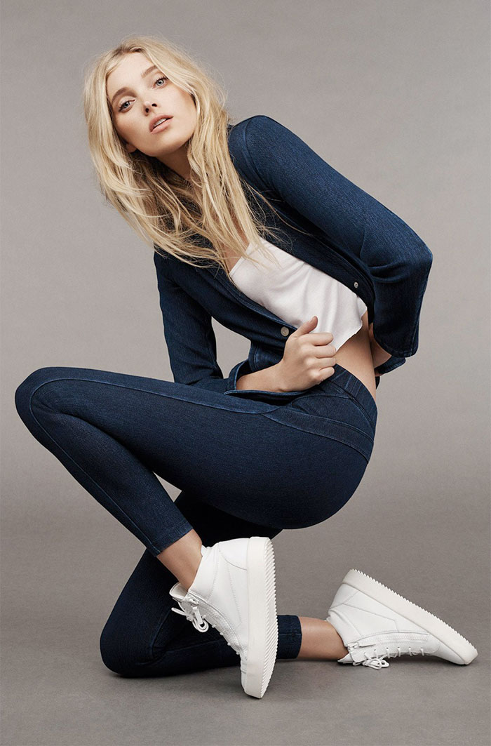 Elsa Hosk x Mavi for Indigo Move - Promo Shot 3