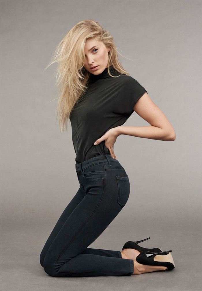 Elsa Hosk x Mavi for Indigo Move - Promo Shot 4