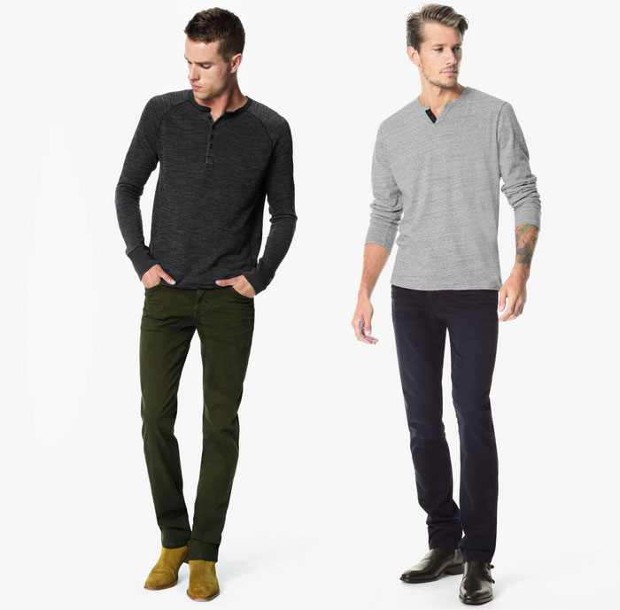 Kinetic Denim for Men by Joe's - Brixton and Slim Fit