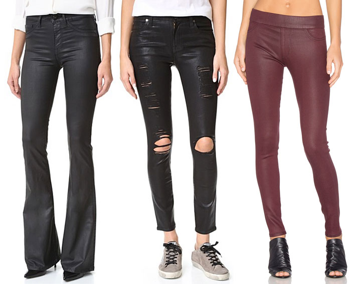Coated Denim for Fall and Winter - Jeans 2