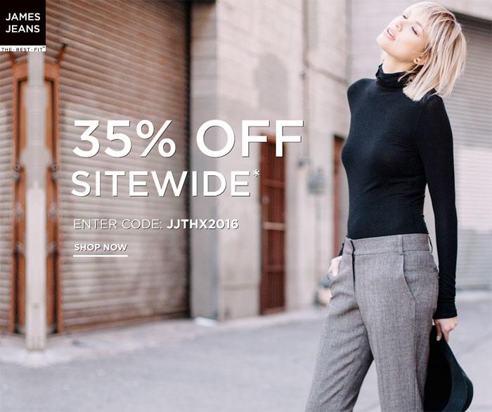 My Current Favorite Black Friday Denim Sales - James Jeans
