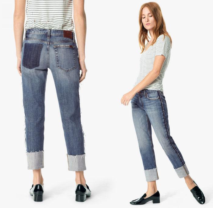 The JOE'S Jeans Holiday Gift Guide - Billie Boyfriend Jean