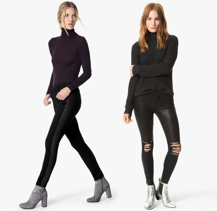 The JOE'S Jeans Holiday Gift Guide - Charlie and Icon