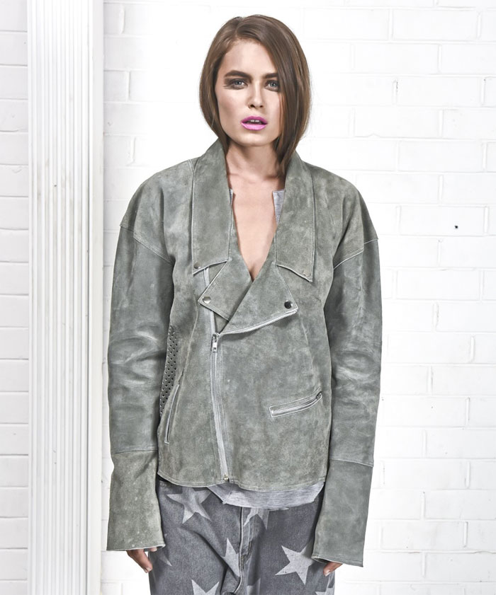 New Winter Coats by One Teaspoon - Oracle Jacket