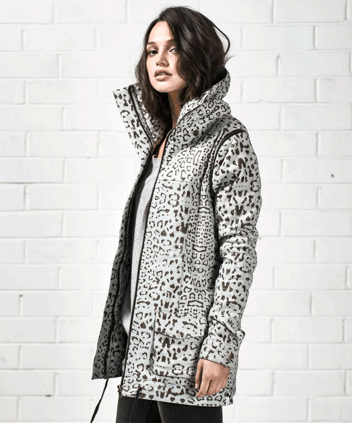 New Winter Coats by One Teaspoon - Savage Leather Duffle