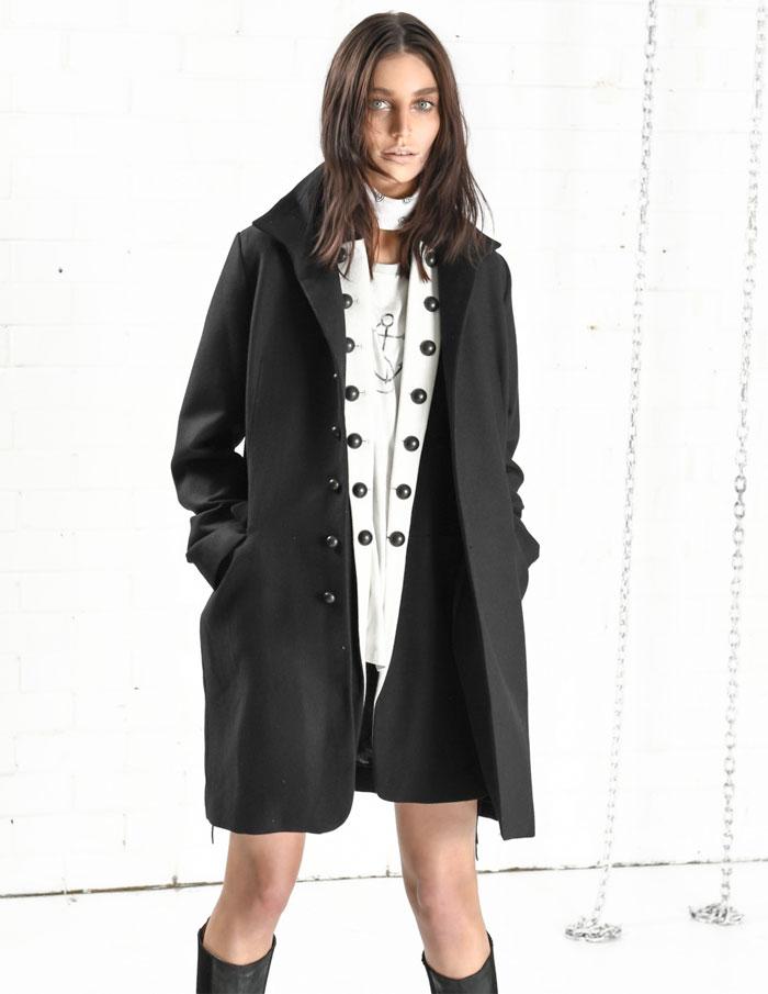 New Winter Coats by One Teaspoon - The Grande Coat
