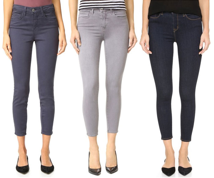 The L'AGENCE Margot High Rise Skinny Jean - jeans 2