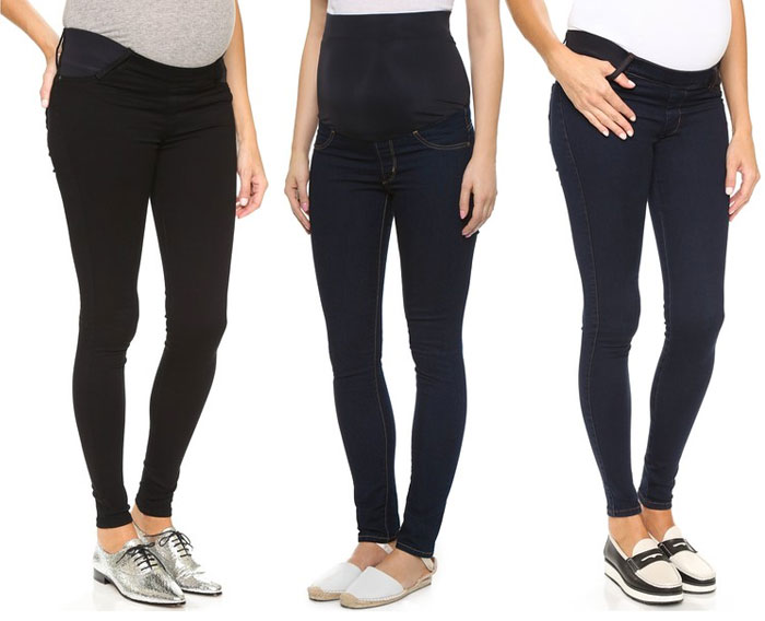 The James Jeans Twiggy Jean for Curvier Bodies - Maternity