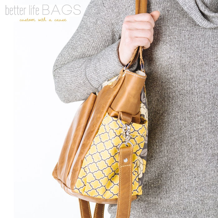 Improving Lives of Detroit Women with Better Life Bags
