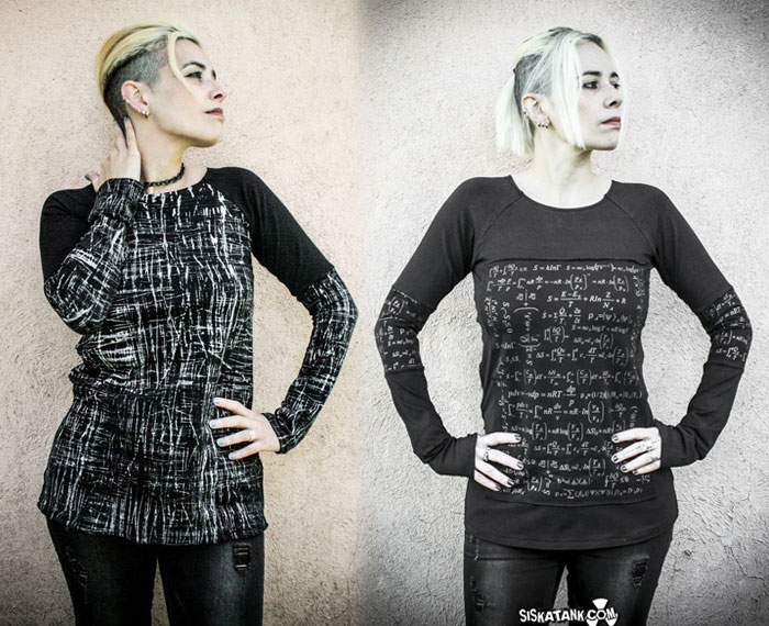 Post Apocalyptic Apparel for Every Day by Siskatank - Tops 3