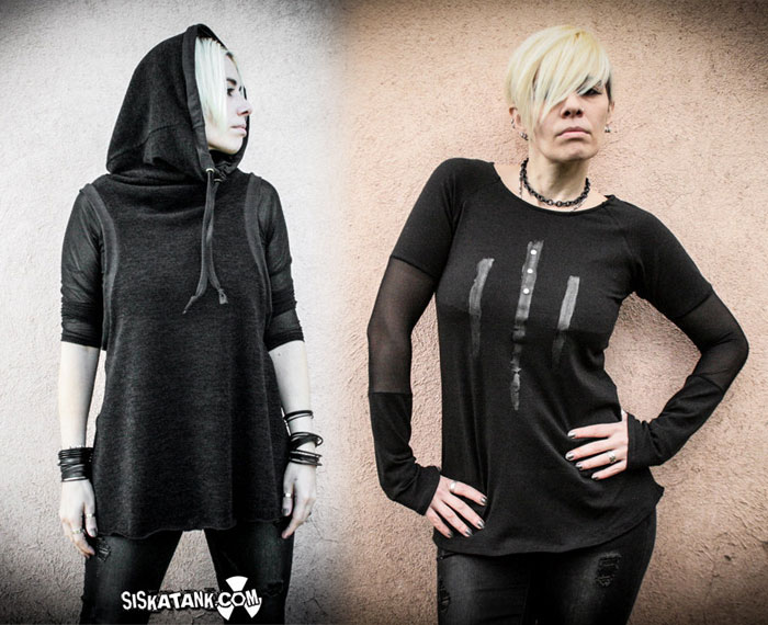 Post Apocalyptic Apparel for Every Day by Siskatank - Tops 4