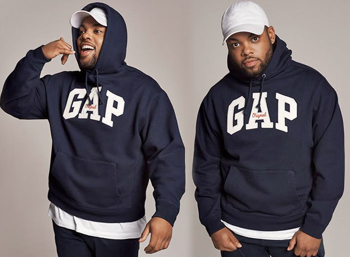 GAP Brings Back the '90s with Limited Edition Pieces - DJ TJ Mizell