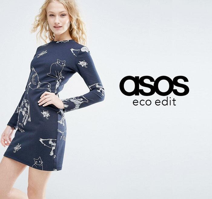 Shop Sustainable Brands through ASOS Eco Edit