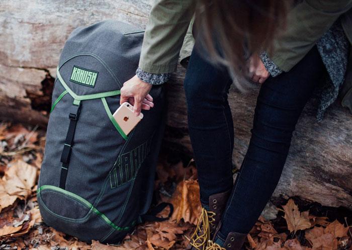 Innovative and Eco Friendly Hemp Bags by Kahush