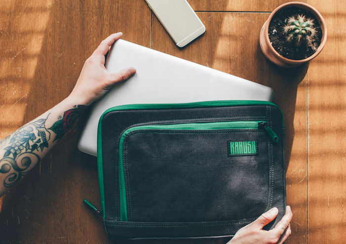 Innovative and Eco Friendly Hemp Bags by Kahush - Hamp