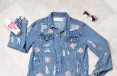 Embroidered Denim Jackets for Spring - James